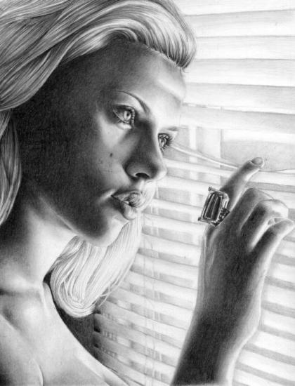 Scarlett Johansson by Lianneamanda20